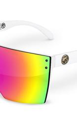 Heatwave Visual Heatwave - LAZER FACE (Z87) - Savage Spectrum (White Frame)