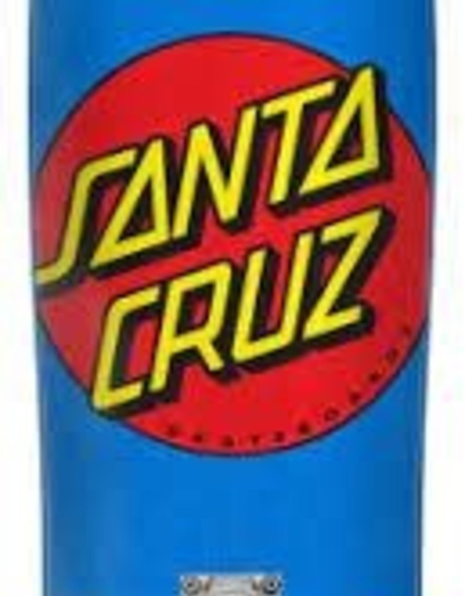 "Santa Cruz Santa Cruz - 80s CRUZER - Classic Dot - 9.35"""