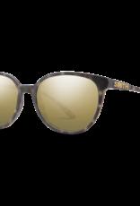 Smith Optics Smith - CHEETAH - Matte Ash Tort w/ Gold Mirror