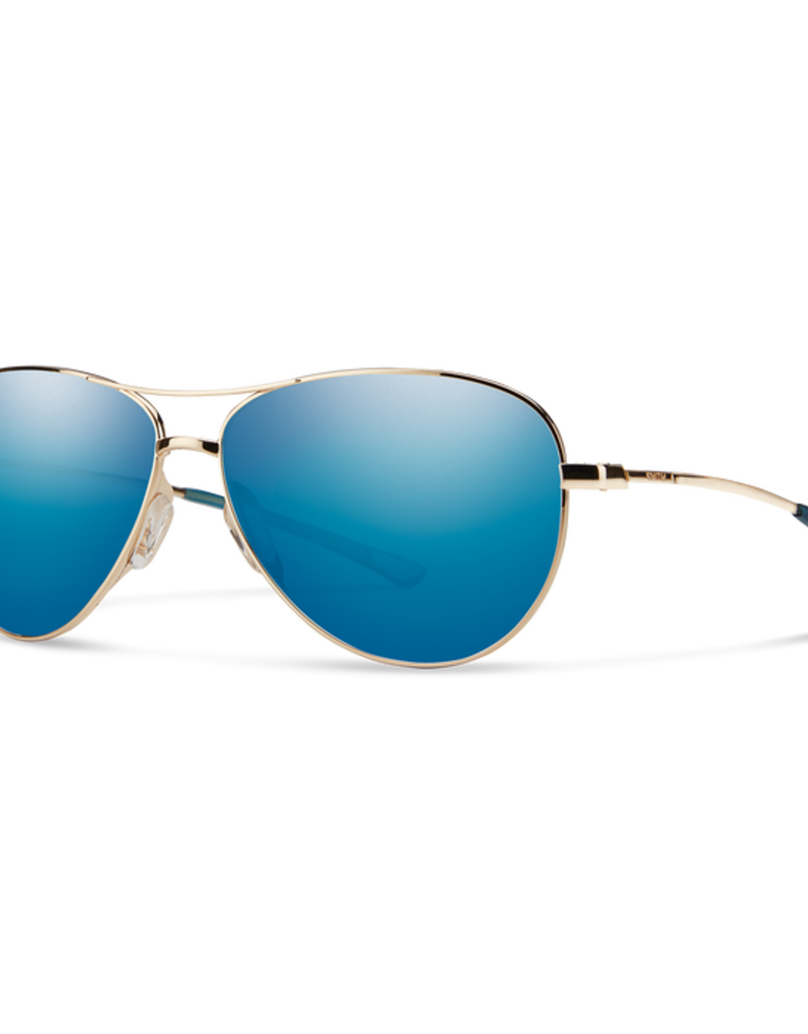 Smith Optics Smith - LANGLEY - Gold w/ Blue Mirror