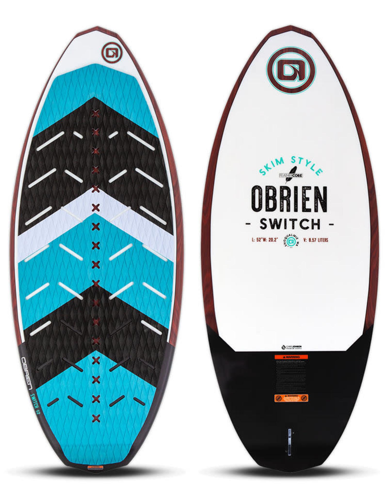 "O'Brien - SWITCH Wakesurf - 52"""