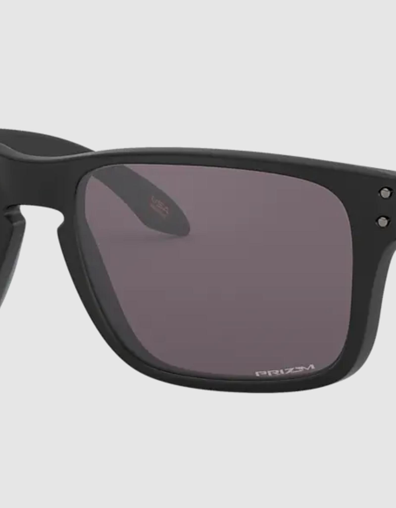 Oakley Oakley - HOLBROOK XS - Matte Black w/ PRIZM Grey