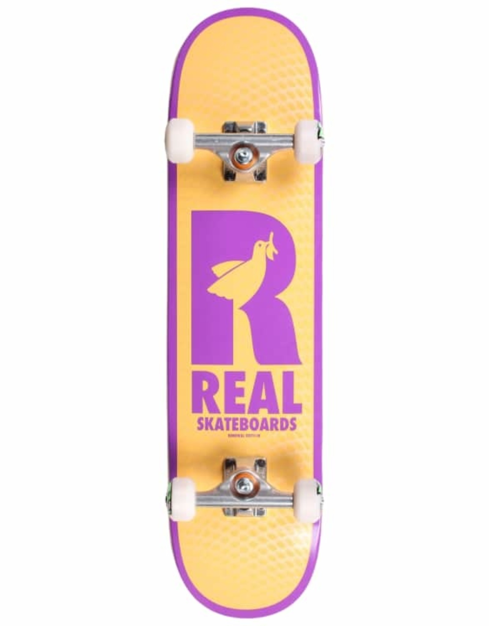 """Real - BE FREE Complete - 8.0"""""""
