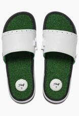 Reef REEF - Mens MULLIGAN SLIDE Sandals - Green  -