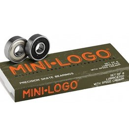 MINI*LOGO - BEARINGS