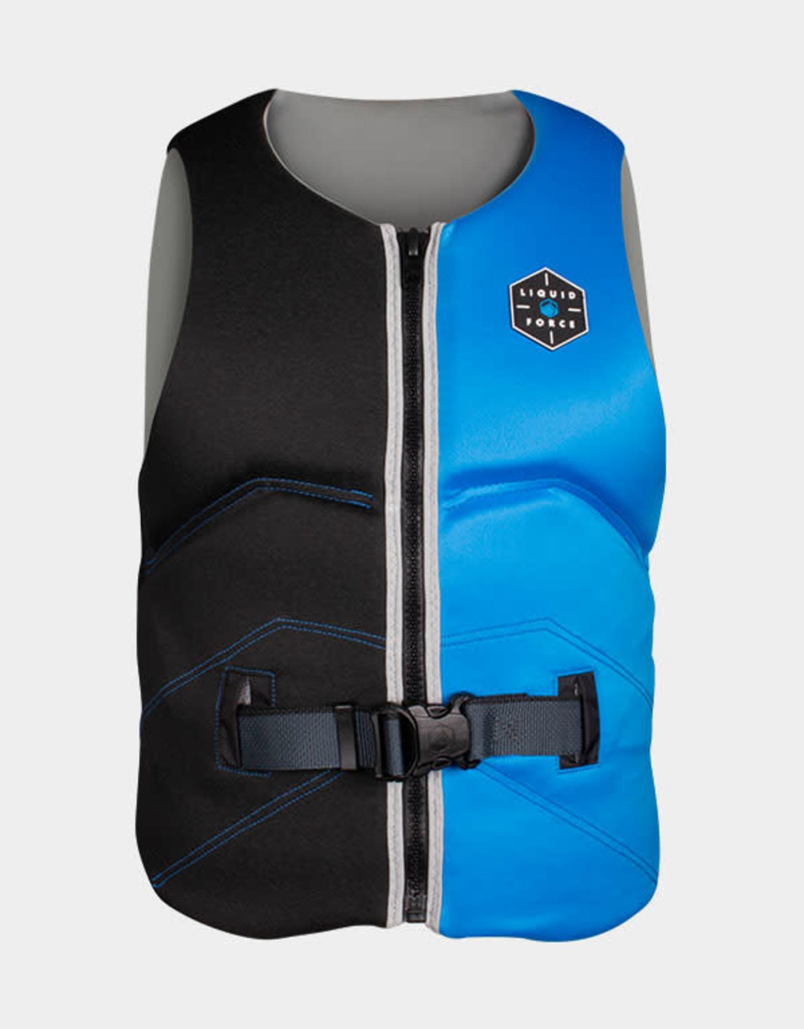 Liquid Force Liquid Force - Team COMP Vest - Blu/Gry -
