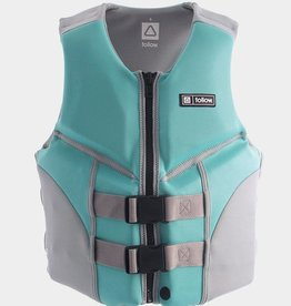 Follow Follow - 2021 Wmns CURE APPROVED Vest - Teal  -