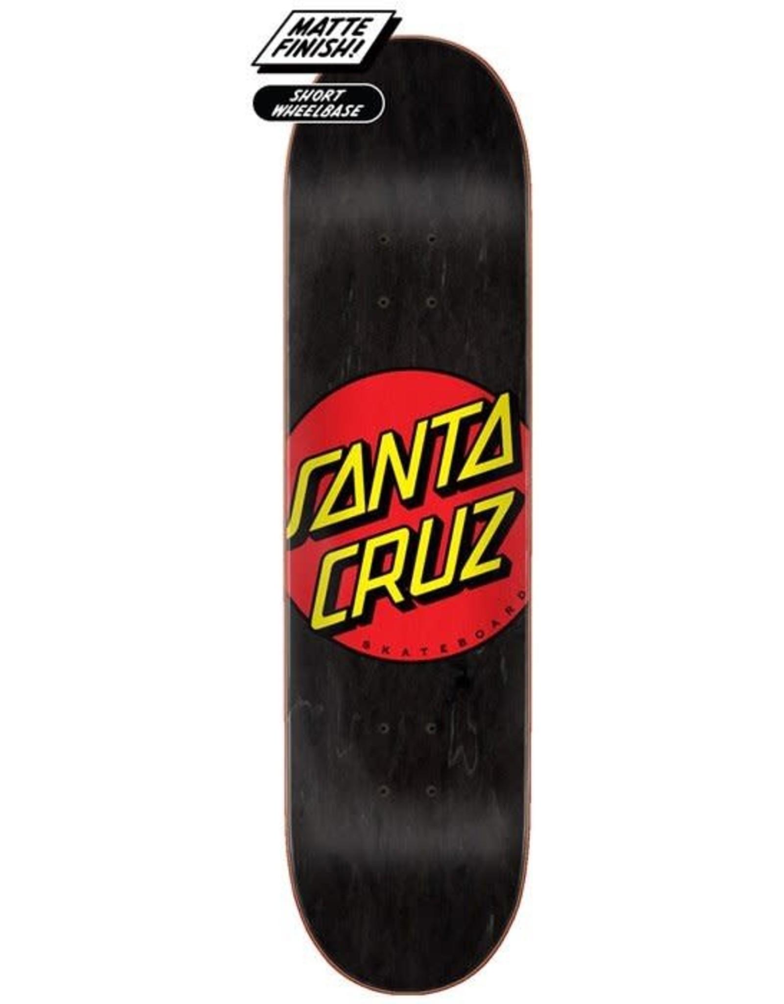 "Santa Cruz Santa Cruz - CLASSIC DOT DECK - 8.25"""