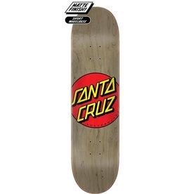 "Santa Cruz Santa Cruz - CLASSIC DOT DECK - 8.375"""