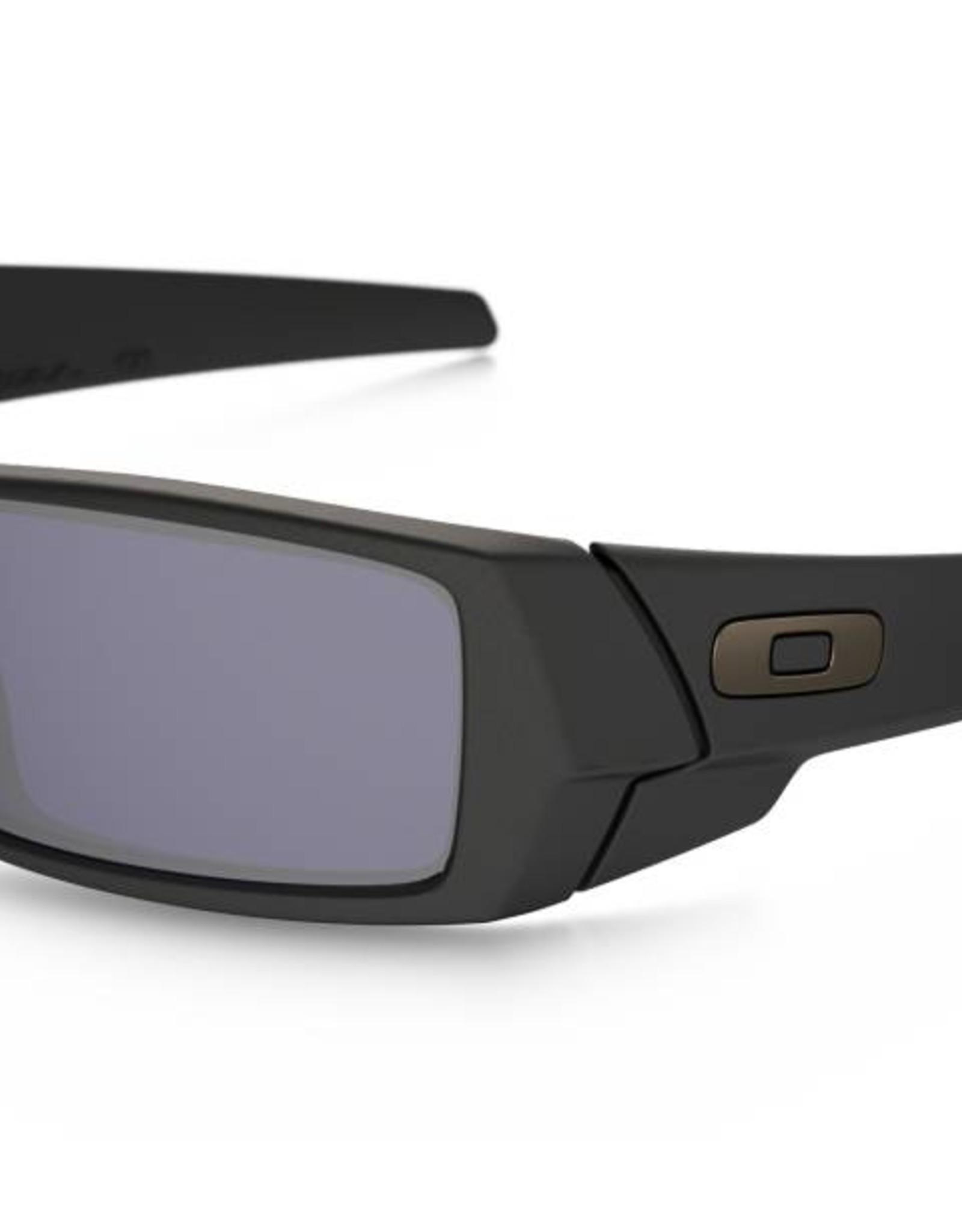 Oakley Oakley - GASCAN - Matte Black w/ Grey