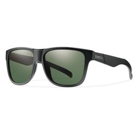 Smith Optics Smith - LOWDOWN XL - Matte Black w/ Polar Grey Green