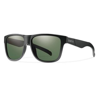 Smith Optics Smith - LOWDOWN XL - Matte Black w/ Polar Grey Green