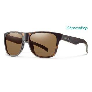 Smith Optics Smith - LOWDOWN XL - Matte Tortoise w/ CP Polar Brown
