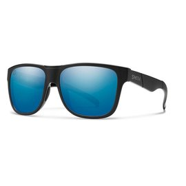 Smith Optics Smith - LOWDOWN SLIM - Salty Crew Mt Blk w/ CP Polar Blue Mirror