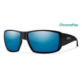 Smith Optics Smith - GUIDE'S CHOICE - Matte Black w/ CP POLAR Blue Mirror