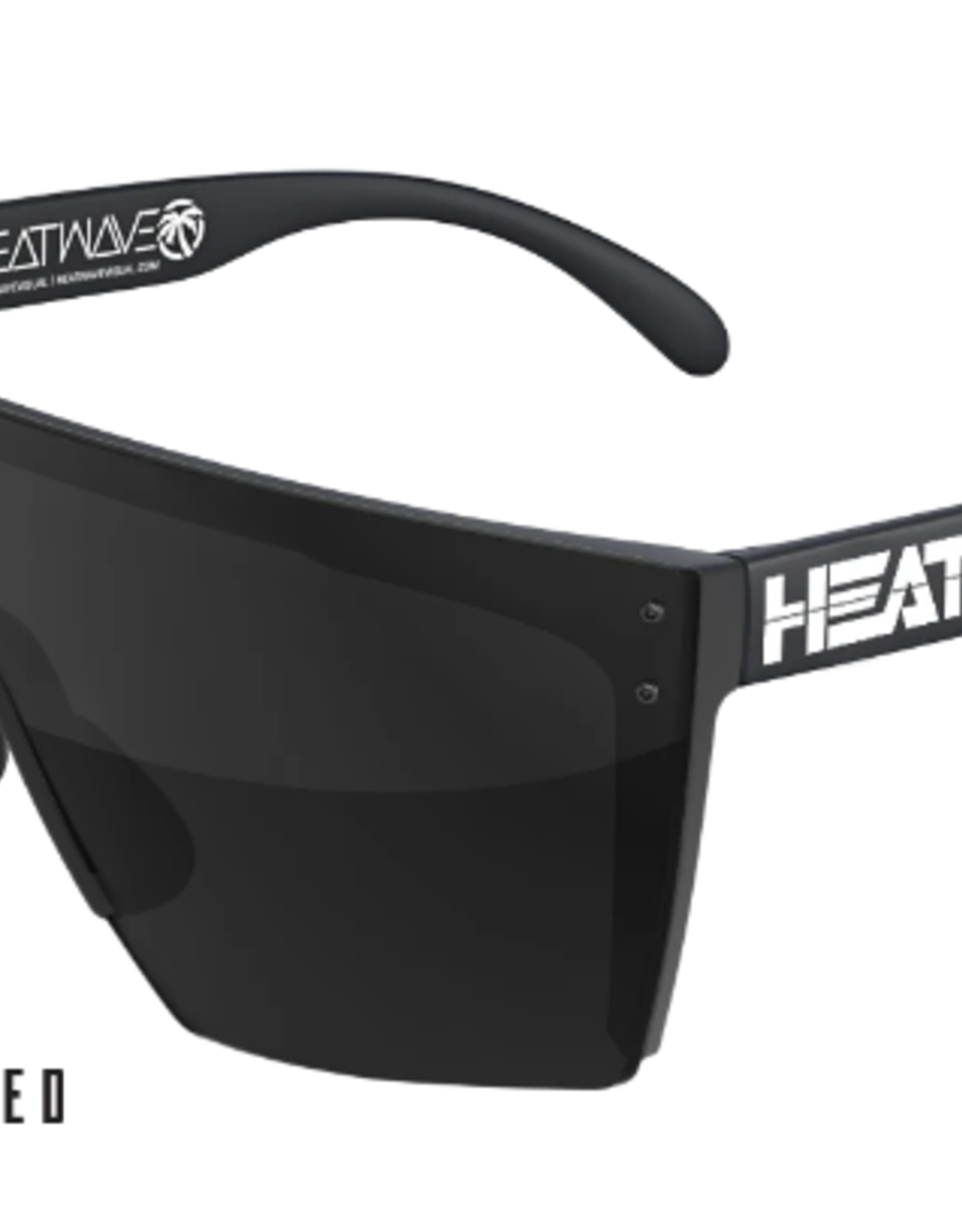 Heatwave Visual Heatwave - LAZER FACE (Z87) - POLAR Black Billboard