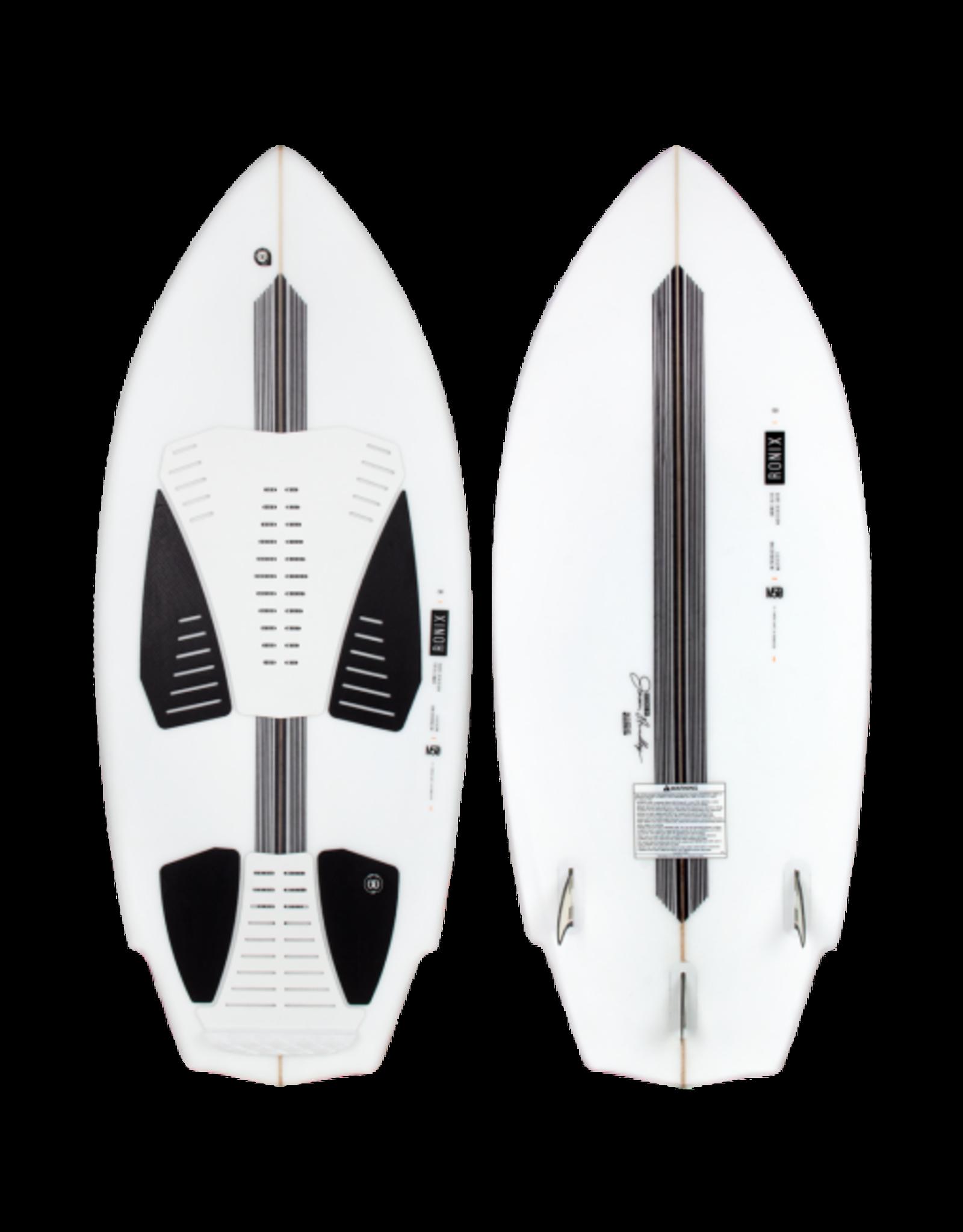 "Ronix - FLYWEIGHT PRO M50 Surf - 4'11"""