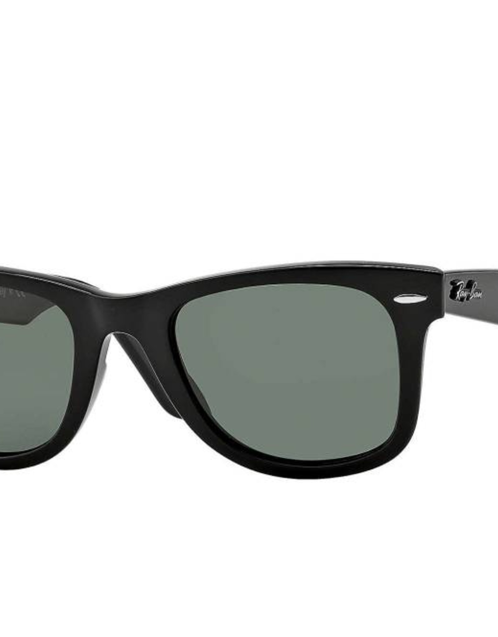 Ray-Ban Ray-Ban - ORIGINAL WAYFARER 50 (901/58) - Black w/ POLAR Green