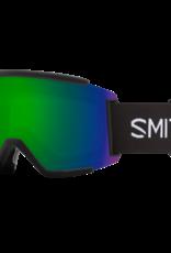 Smith Optics Smith - SQUAD XL - Black w/ CP Sun Green Mirror + Bonus CP Lens