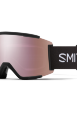 Smith Optics Smith - SQUAD XL - Black w/ CP Sun Black Gold Mirror + Bonus CP Lens