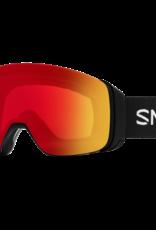 Smith Optics Smith - 4D MAG - Black w/ CP PHOTOCHROMIC Red Mirror + Bonus CP Lens