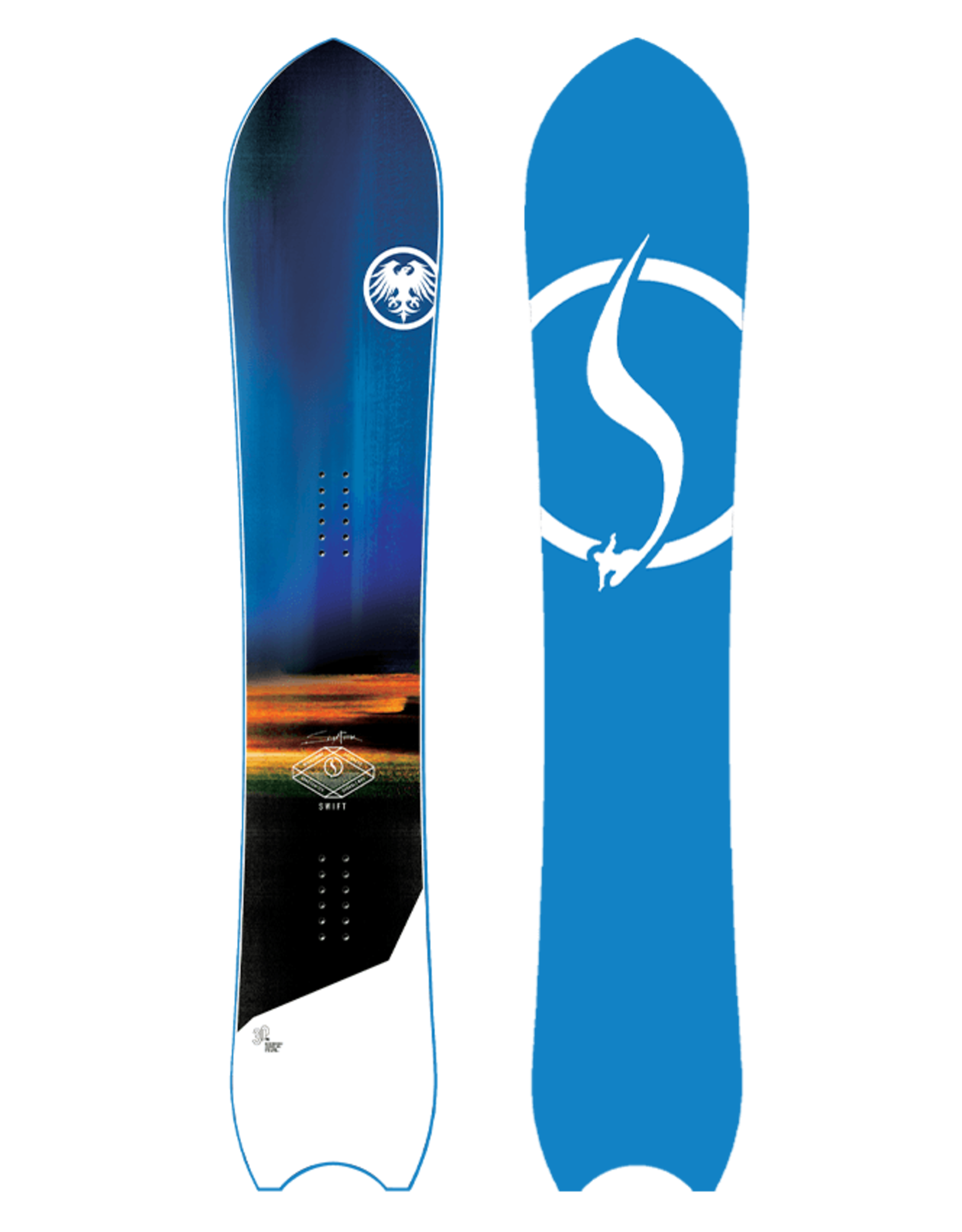 Never Summer Never Summer - SWIFT (2022) - 162cm