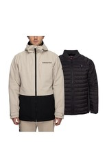 686 686 - Mens SMARTY 3in1 FORM Jkt - Putty -