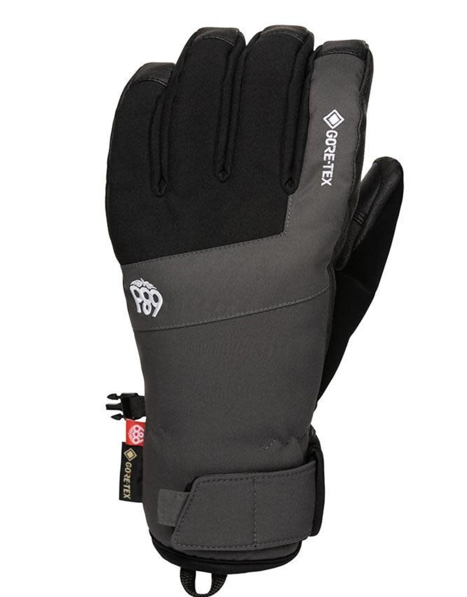 686 686 - Mens LINEAR GORE UNDER Glove - Char -