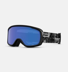 Giro - MOXIE Goggle - Black/Mosh w/ Grey Cobalt + Bonus Lens