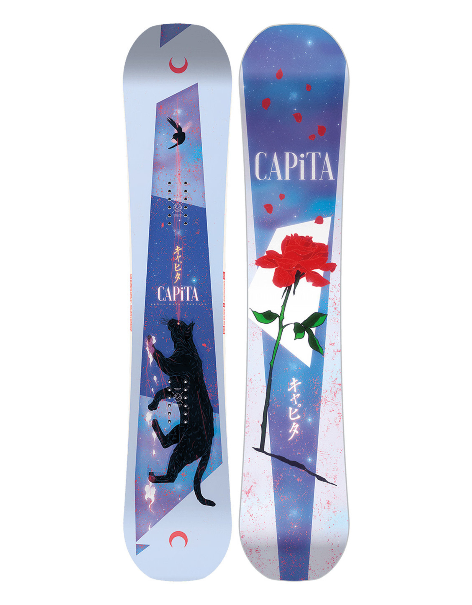 Capita - SPACE METAL FANTASY (2021) - 147cm