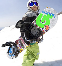Syndicate RENTAL - Jr SKI/SNOWBOARD ONLY (Instore Only)