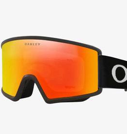 Oakley Oakley - TARGET LINE M - Matte Blk w/ Fire Iridium