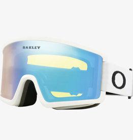 Oakley Oakley - TARGET LINE M - Matte White w/ Hi Yellow