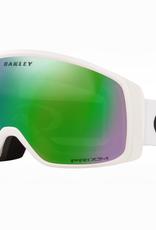 Oakley Oakley - FLIGHT TRACKER M - Matte White w/ PRIZM Jade Iridium