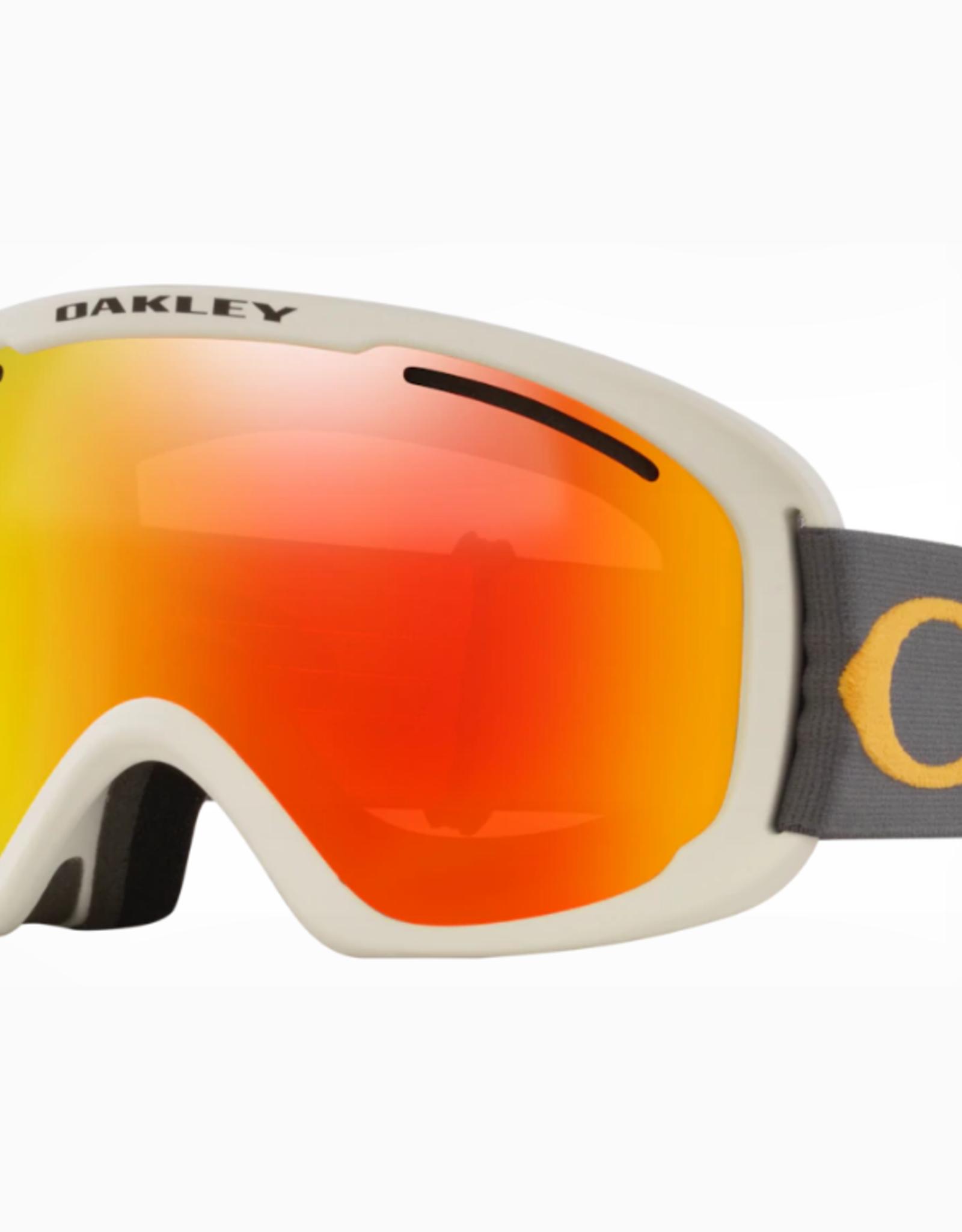 Oakley Oakley - O-FRAME 2 PRO XL - Dark Gry/Org - w/ Fire + Persimmon