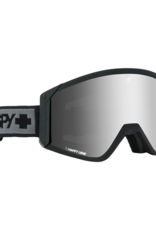 SPY Spy - RAIDER - Matte Black w/ Silver Spectra Mirror + BONUS Lens