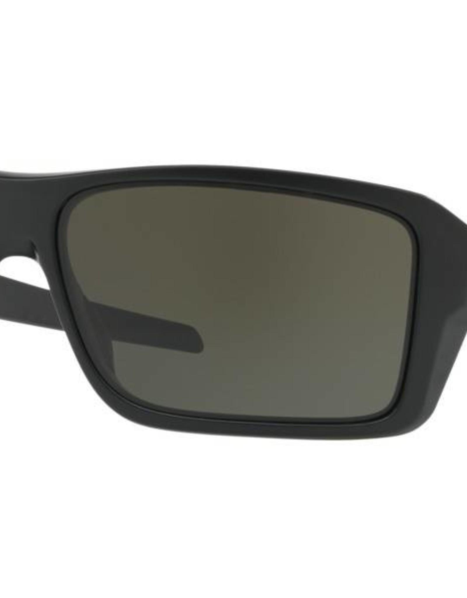 Oakley Oakley - DOUBLE EDGE - Matte Black w/ Dark Grey