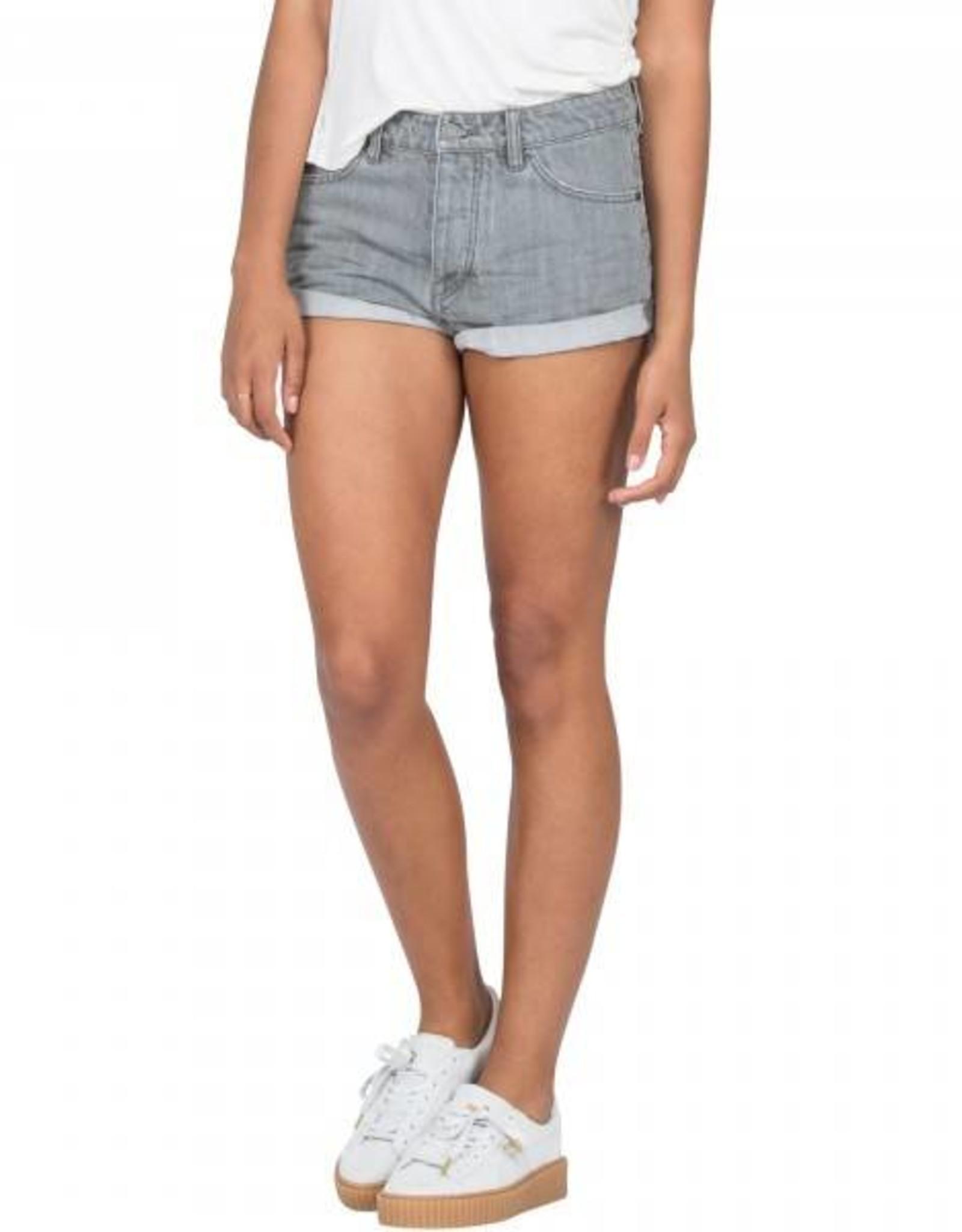 Volcom Volcom - STONED Shorts Rolled - Grey Vint. -