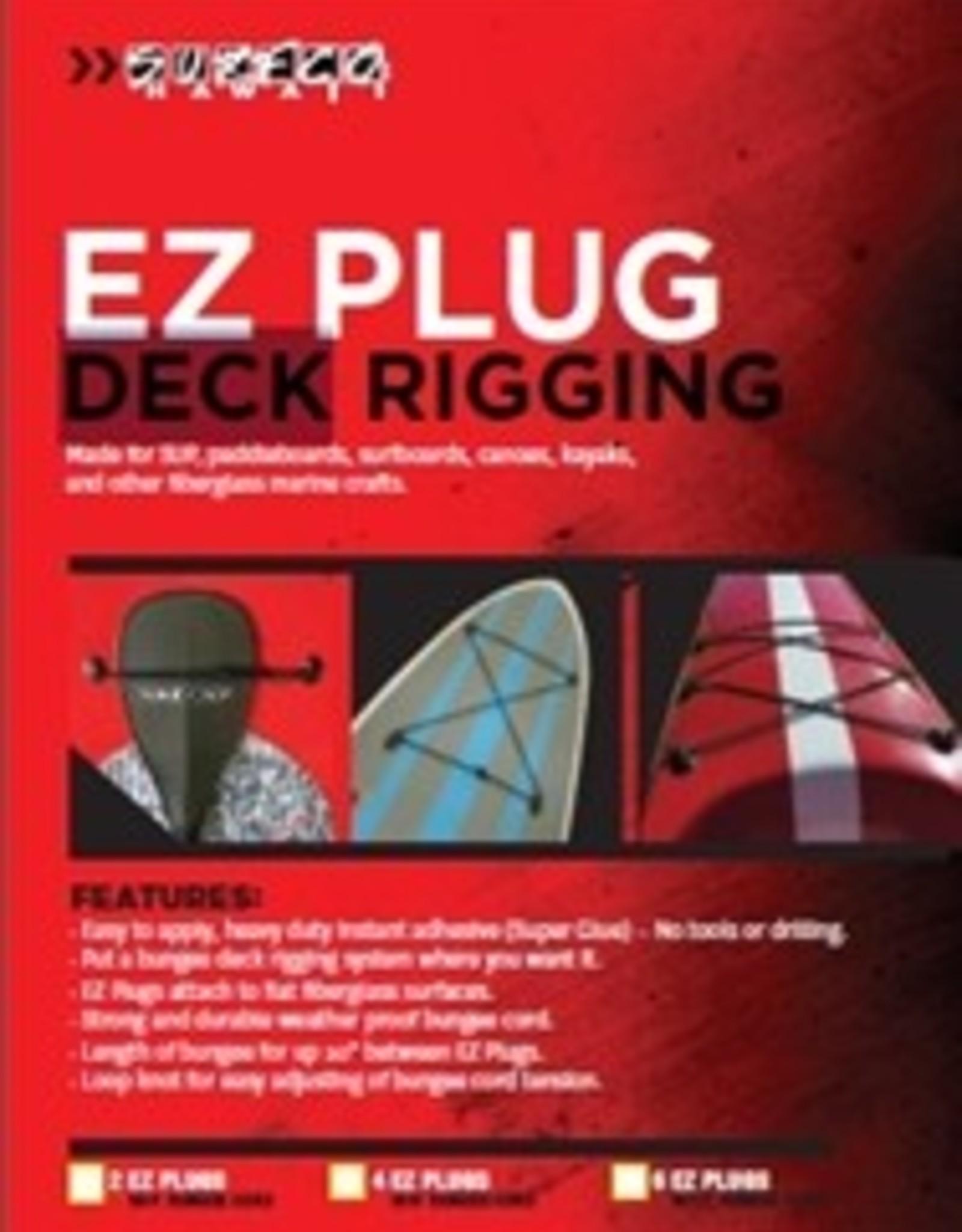 EZ PLUG DECK RIGGING