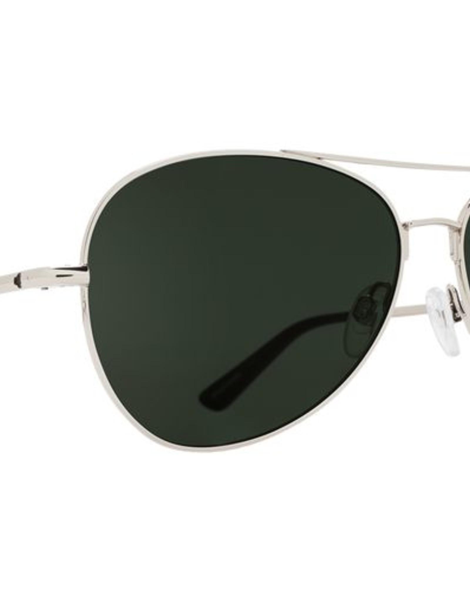 SPY Spy - WHISTLER - Silver w/ POLAR Happy Gray Green