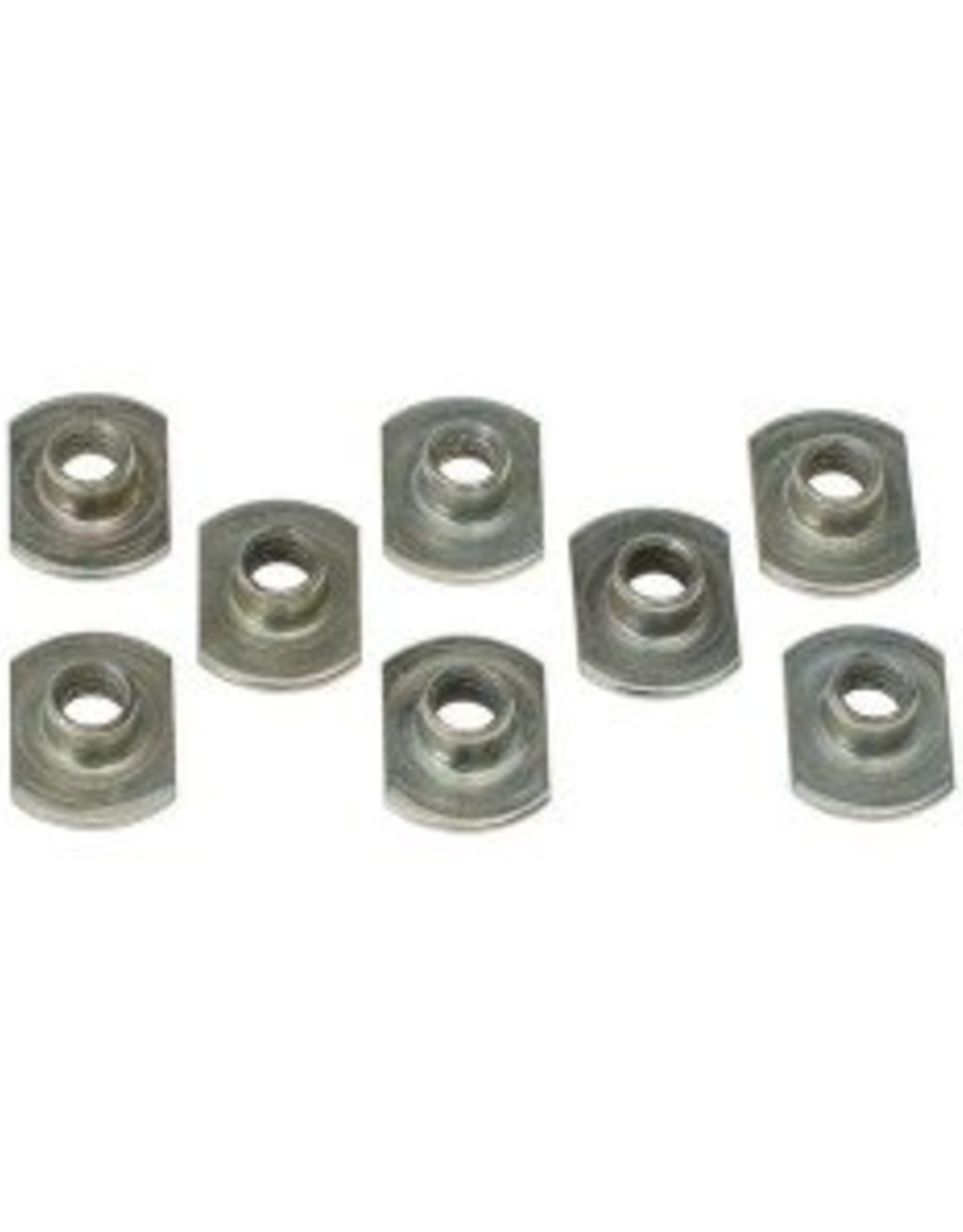 Voile - SLIDER T NUTS (Pack of 8)