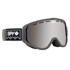 SPY Spy - WOOT - Winter Gray w/ Silver Spectra + Bonus Lens