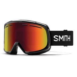 Smith Optics Smith - RANGE - Black w/ Red Sol-X Mirror