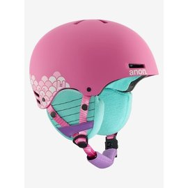 Anon Anon - RIME Jr Helmet - Animal Trax -