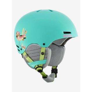 Anon Anon - RIME Jr Helmet - Birdie Blue -