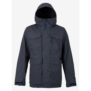 Burton Burton - Mens COVERT SHELL Jkt - Denim -