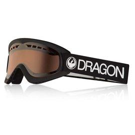Dragon Dragon - DX - Black w/ Lumalens Amber