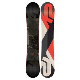 K2 - STANDARD SNOWBOARD (2018) - 155cm Wide