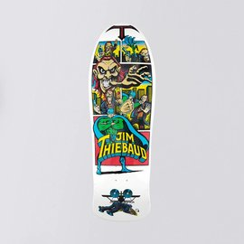 Santa Cruz SANTA CRUZ - REISSUE - JIM THIEBAUD - LTD. DECK