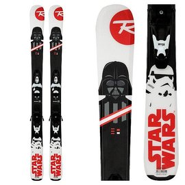 Rossignol Rossignol - STAR WARS Jr SKI PKG (Darth) -